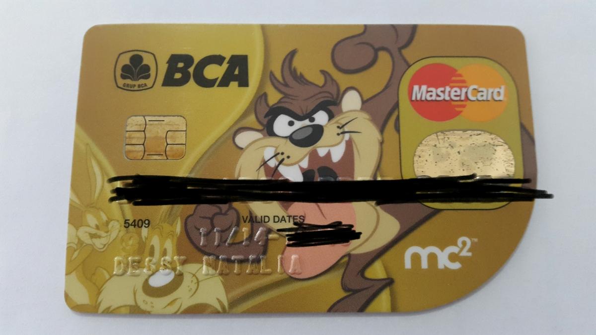 Kenaikan Limit Kartu Kredit BCA