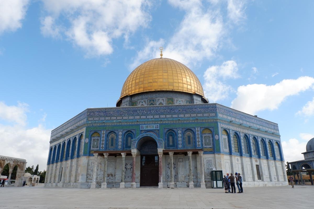 Holyland Trip (Mesir-Israel-Yordania)