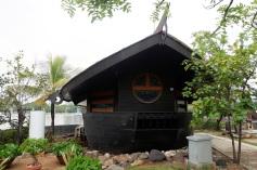 Cottage tipe Unique, biasa dipake mereka yang honeymoon