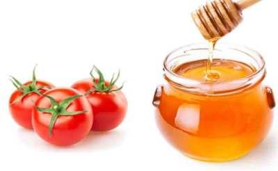 tomat dan madu
