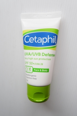 Cetaphil Sunscreen
